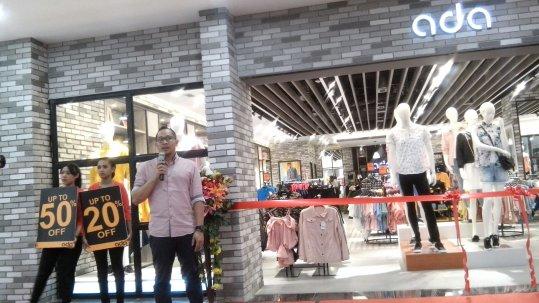 Bapak Arie, Store Manager Ada ButiStore (Dok:penulis)